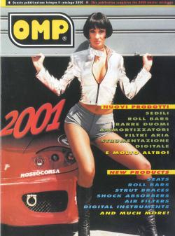 2001 Catalogue