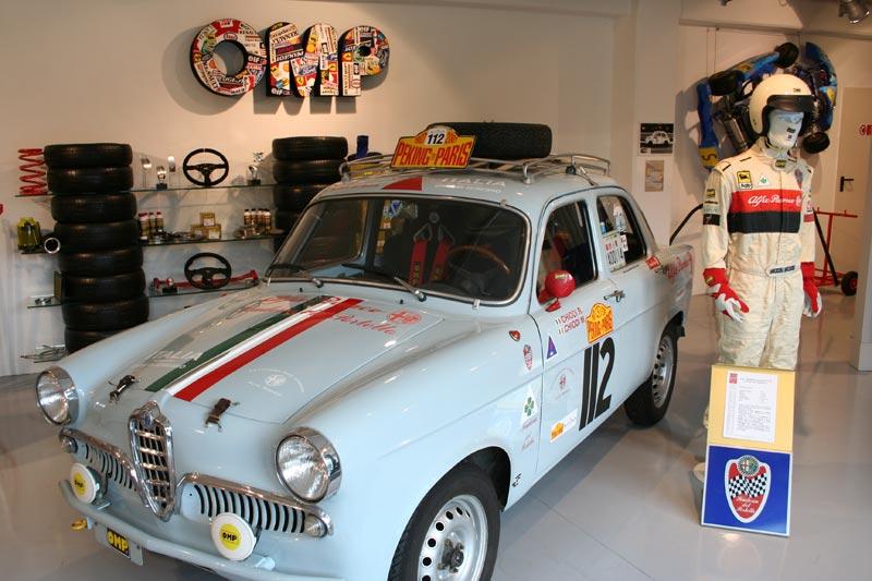 Alfa Romeo Giulietta TI Celestina
