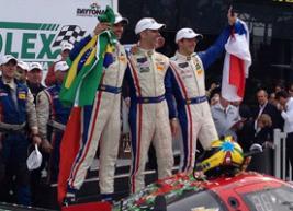 OMP dominates in Daytona