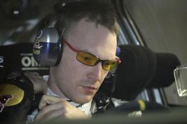Latvala wins the rally of Sweden