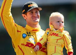 Ryan Hunter-Reay WINS the INDIANAPOLIS 500!!
