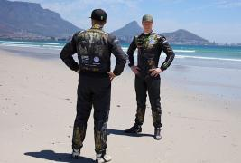 Special suits for Africa