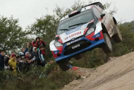 WRC KUBICA TAKES SIXTH IN ARGENTINA!!