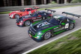 24 HOURS OF SPA 24-27 JULY!!