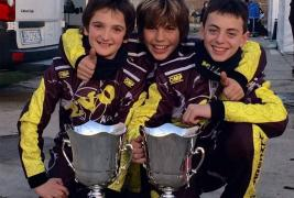 OUR DRIVERS BECOME MORE YOUNG AND WINNING!!