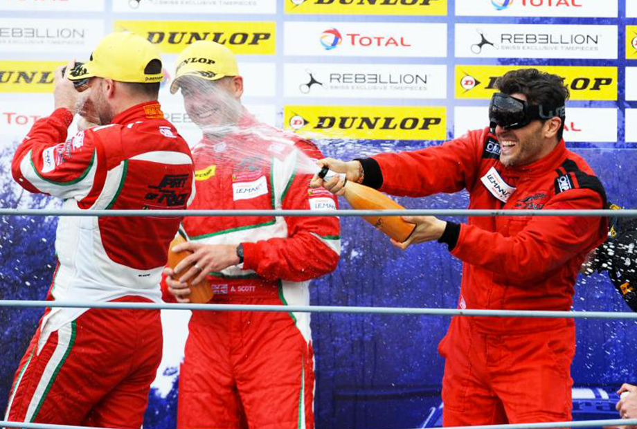 Monza: 4 hours of emotions
