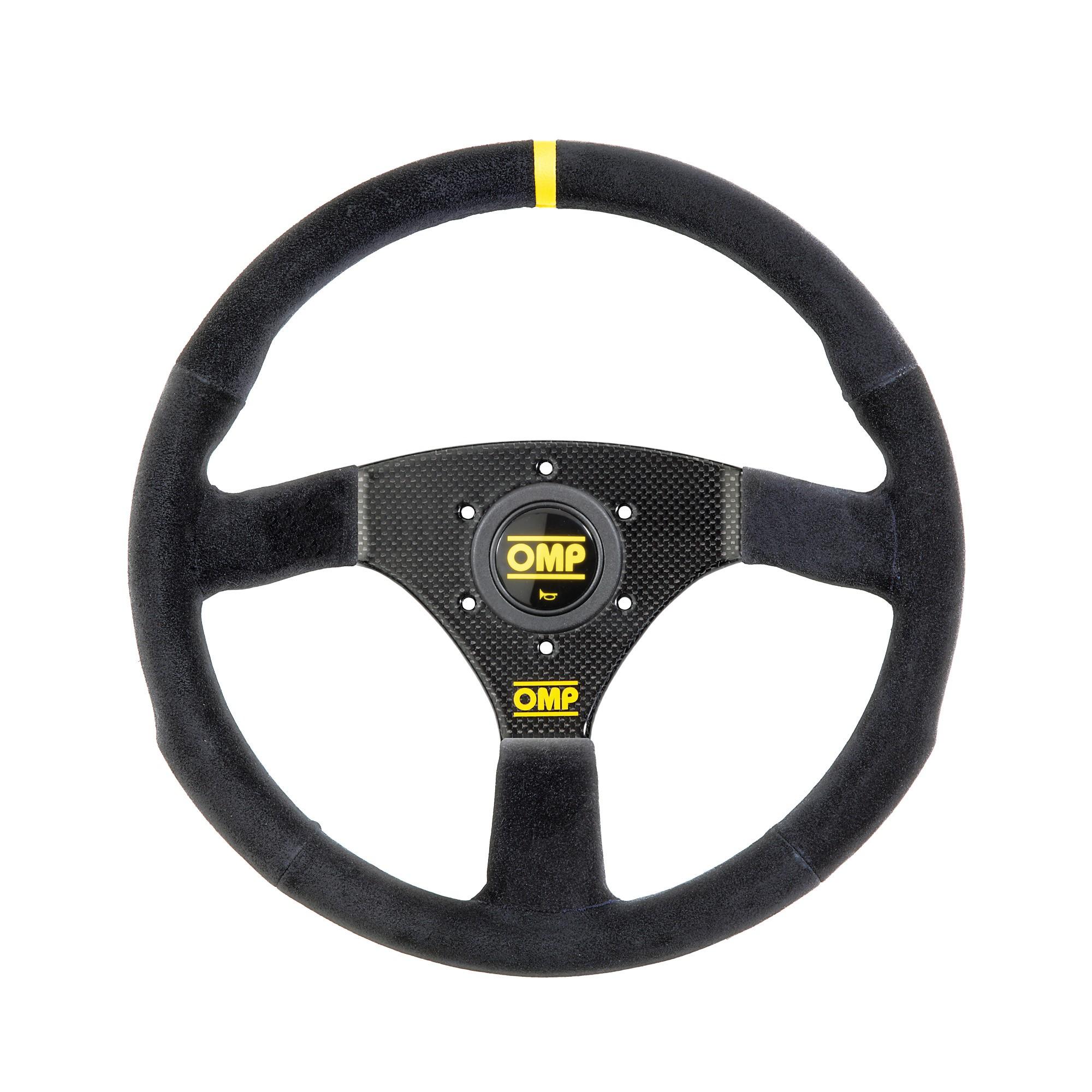Carbon racing steering wheel - 320 CARBON S