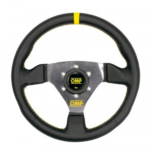 Racing steering wheel - TRECENTO LISCIO