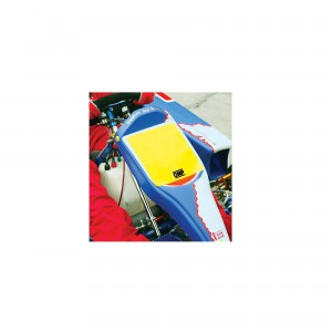 Kart accessories - OMP sticker - X/892