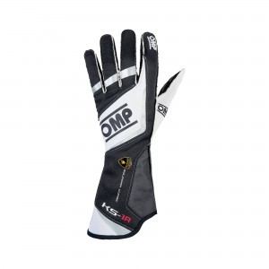 KS-1R Gloves - OMP / Lamborghini