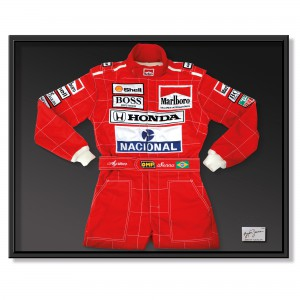 Racing suits - AYRTON SENNA REPLICA SUIT GP SUZUKA 1991